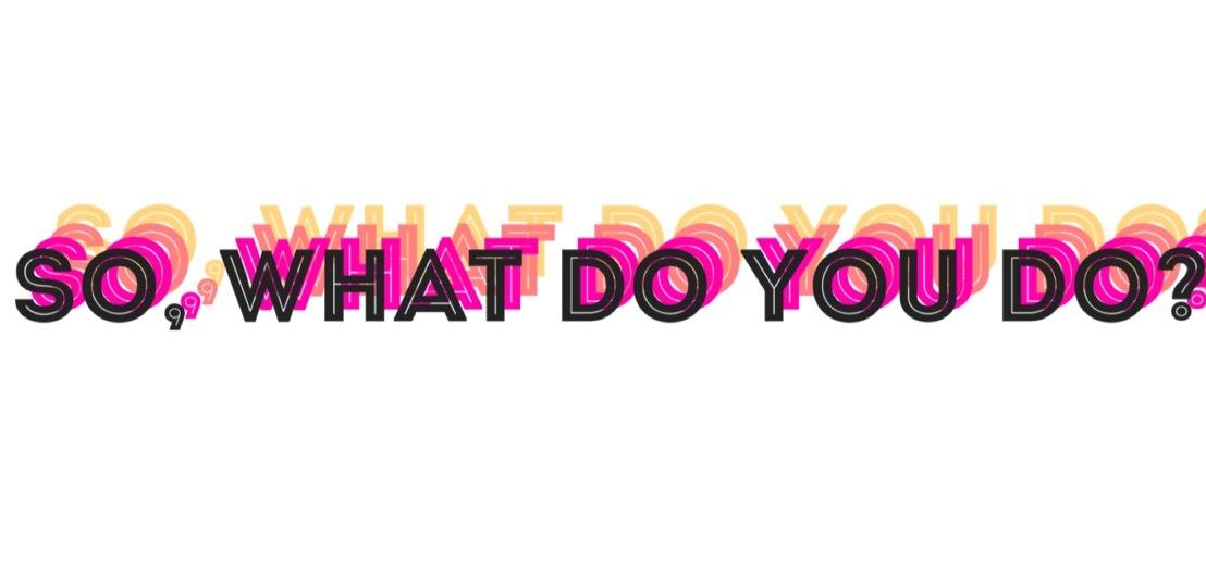 So, what do youdo?